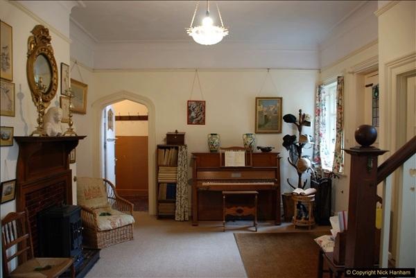 2018-06-20 George Bernard Shaw's House. NT Shaw's Corner, Ayot St. Lawrence, Hertfordshire.   (7)422