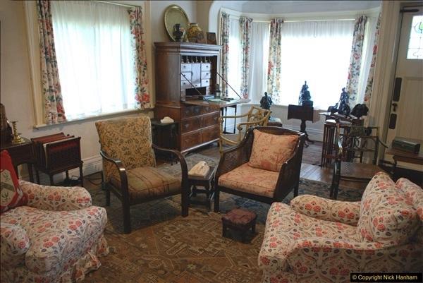 2018-06-20 George Bernard Shaw's House. NT Shaw's Corner, Ayot St. Lawrence, Hertfordshire.   (8)423