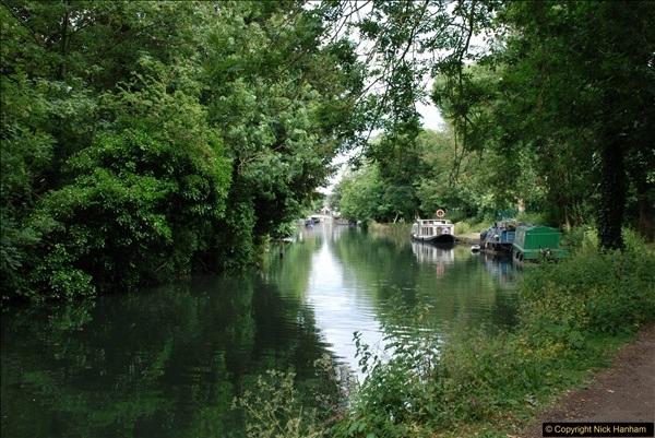 2018-06-20 Ware to Heartford East River Lea, Hertfordshire walk.  (11)458