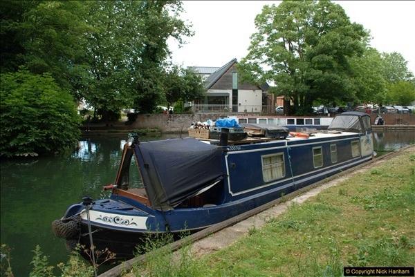2018-06-20 Ware to Heartford East River Lea, Hertfordshire walk.  (13)460