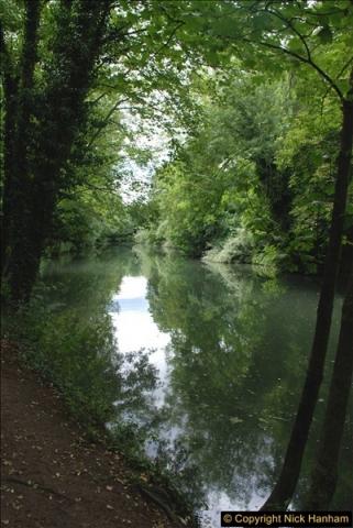 2018-06-20 Ware to Heartford East River Lea, Hertfordshire walk.  (15)462