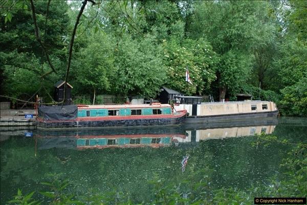 2018-06-20 Ware to Heartford East River Lea, Hertfordshire walk.  (18)465
