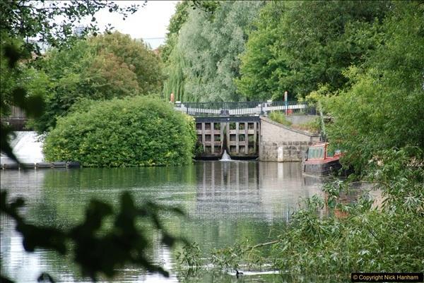 2018-06-20 Ware to Heartford East River Lea, Hertfordshire walk.  (19)466