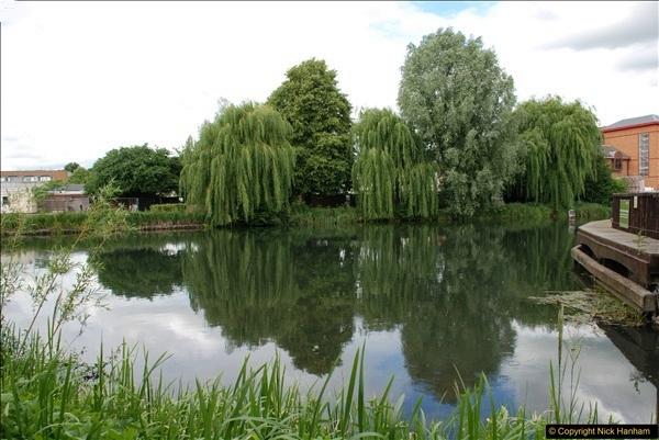 2018-06-20 Ware to Heartford East River Lea, Hertfordshire walk.  (22)469