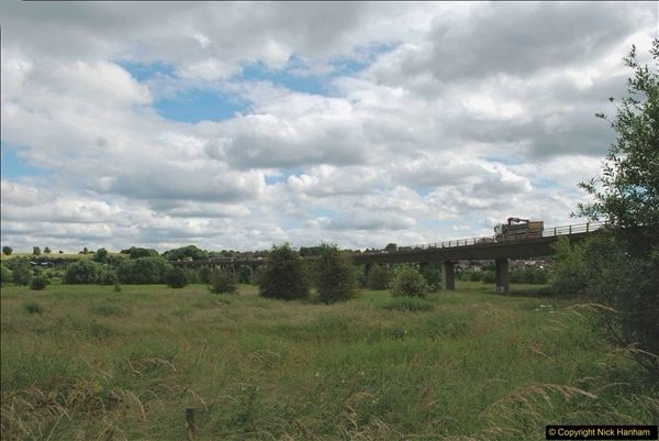 2018-06-20 Ware to Heartford East River Lea, Hertfordshire walk.  (23)470