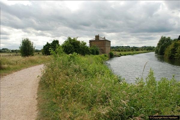 2018-06-20 Ware to Heartford East River Lea, Hertfordshire walk.  (27)474