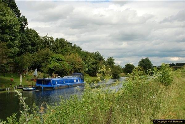 2018-06-20 Ware to Heartford East River Lea, Hertfordshire walk.  (36)483