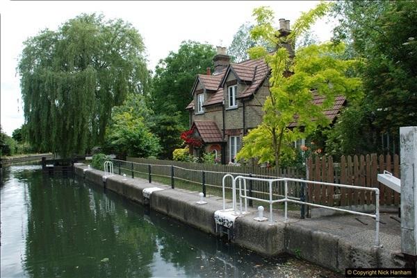 2018-06-20 Ware to Heartford East River Lea, Hertfordshire walk.  (37)484
