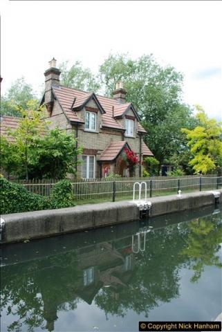 2018-06-20 Ware to Heartford East River Lea, Hertfordshire walk.  (40)487