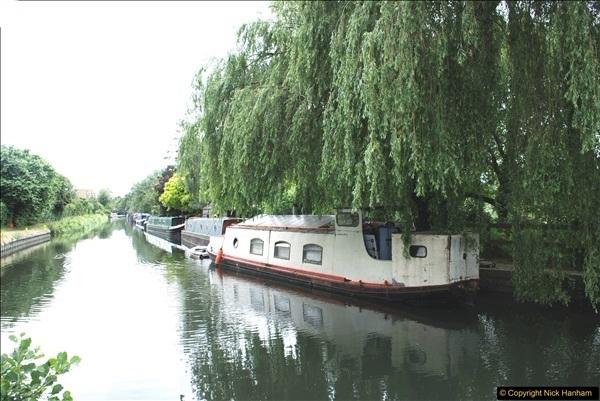2018-06-20 Ware to Heartford East River Lea, Hertfordshire walk.  (41)488