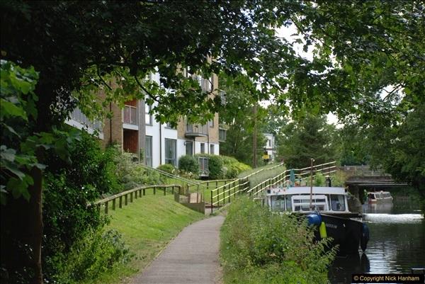 2018-06-20 Ware to Heartford East River Lea, Hertfordshire walk.  (49)496