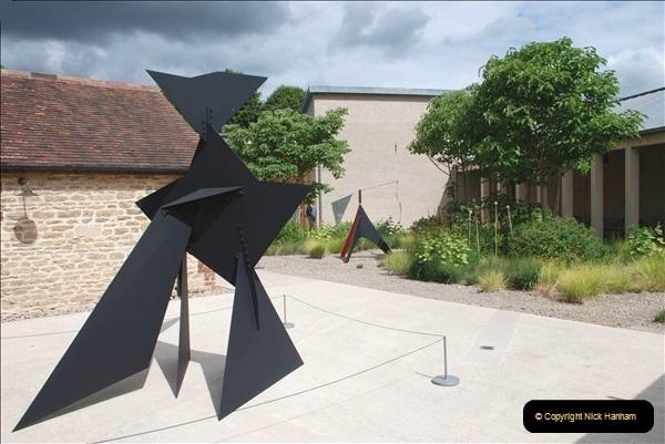2018-07-17 Hauser & Wirth Art Gallery and Garden, Bruton, Somerset.  (10)559