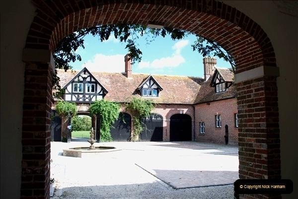 2018-09-07 lulworth Castle and House, Lulworth, Dorset (1)602