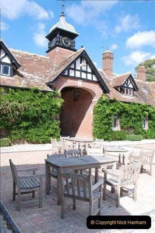2018-09-07 lulworth Castle and House, Lulworth, Dorset (2)603