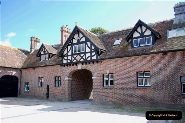 2018-09-07 lulworth Castle and House, Lulworth, Dorset (3)604