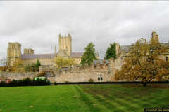 2016-11-17 Wells Cathedral and the Bishops Palace.  (2)167
