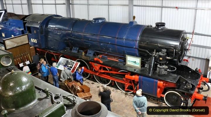 The Severn Valley Railway. (15) 036