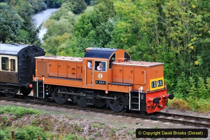 The Severn Valley Railway. (16) 037