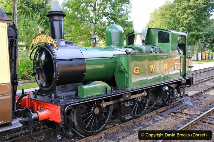 The Severn Valley Railway. (17) 038