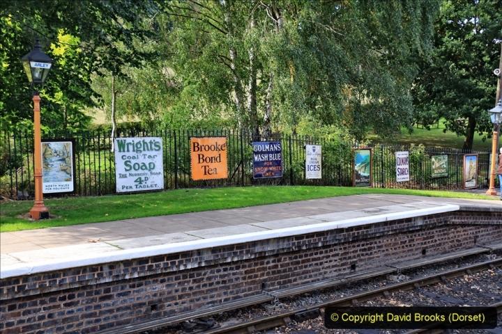The Severn Valley Railway. (19) 040