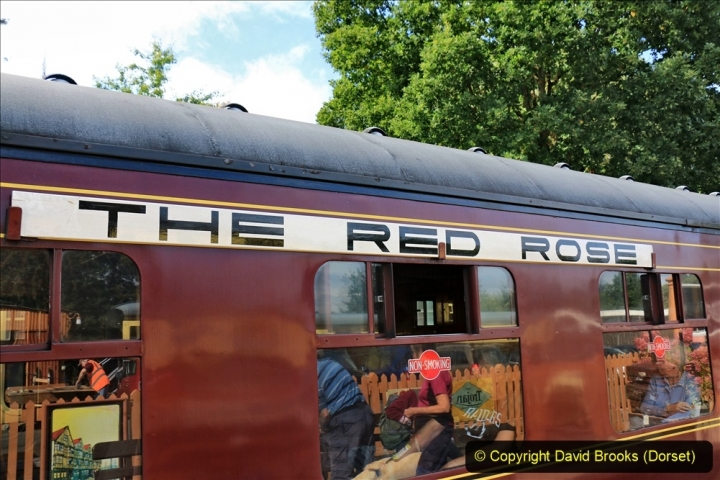The Severn Valley Railway. (20) 041