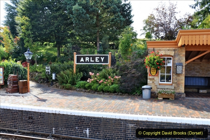 The Severn Valley Railway. (22) 043