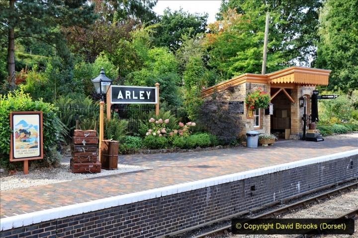 The Severn Valley Railway. (24) 045
