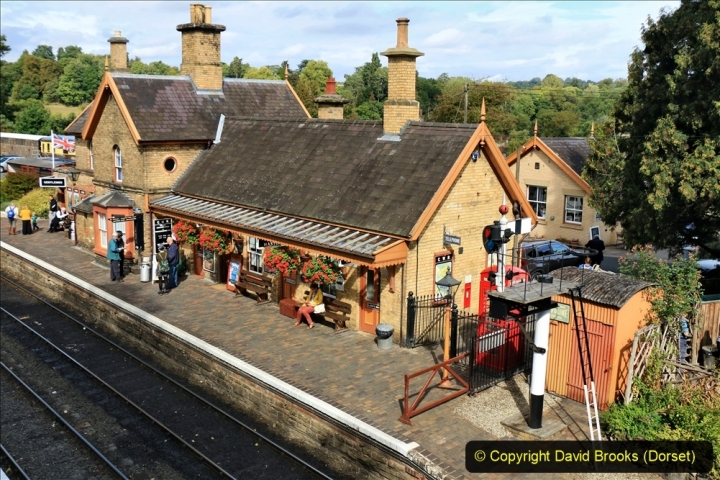 The Severn Valley Railway. (26) 047
