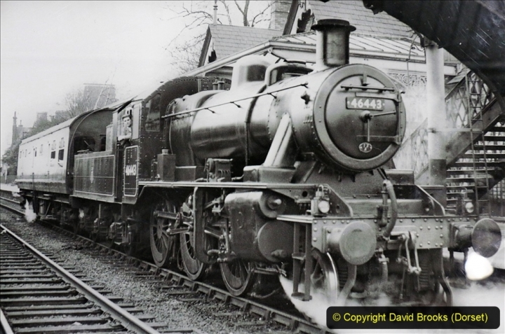 The Severn Valley Railway. (4) 025