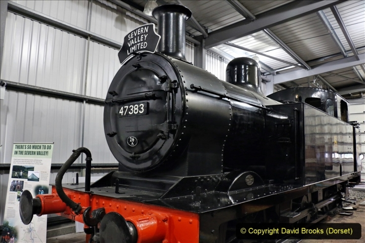 The Severn Valley Railway. (5) 026