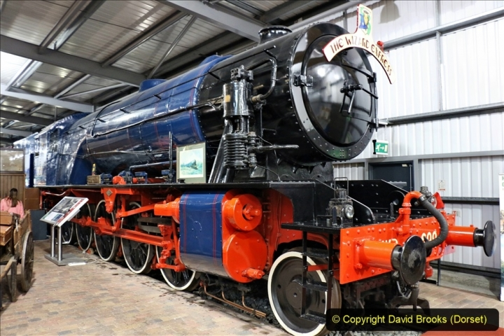 The Severn Valley Railway. (6) 027