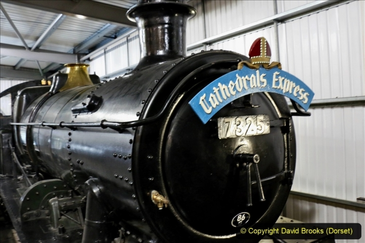 The Severn Valley Railway. (7) 028