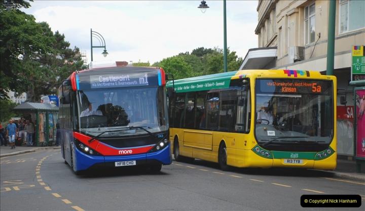 2019-07-11 More Yellow Buses. (55) 55