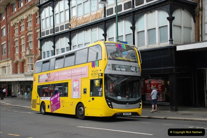 2019-07-11 More Yellow Buses. (73) 73