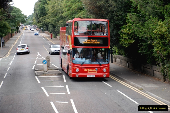 2019-07-18 More Yellow Buses Number 2 (109) Bournemouth Square 1230 to 1330 and journey home. 109