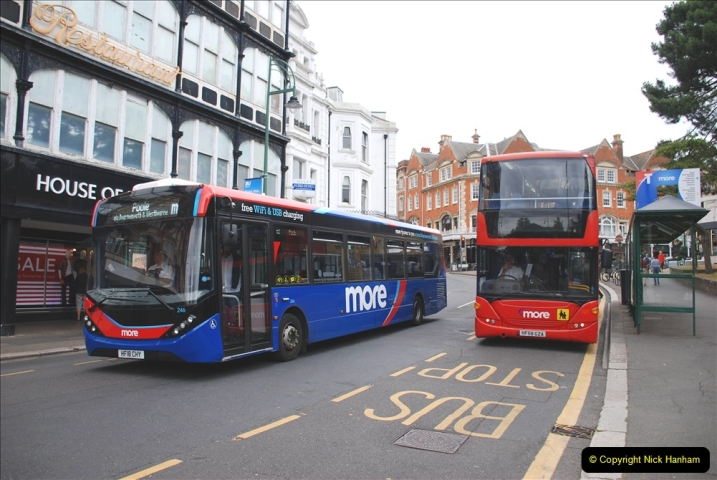 2019-07-18 More Yellow Buses Number 2 (89) Bournemouth Square 1230 to 1330 and journey home. 089