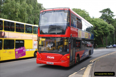 2019-07-18 More Yellow Buses Number 2 (5) Bournemouth Square 1230 to 1330 and journey home. 005