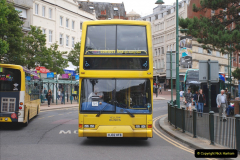 2019-07-18 More Yellow Buses Number 2 (52) Bournemouth Square 1230 to 1330 and journey home. 052