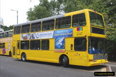 2019-07-18 More Yellow Buses Number 2 (8) Bournemouth Square 1230 to 1330 and journey home. 008