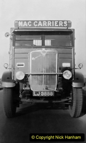 My Late Stepfather Jocelyn Hanham. (22) Bournemouth, Dorset. 1930. 022