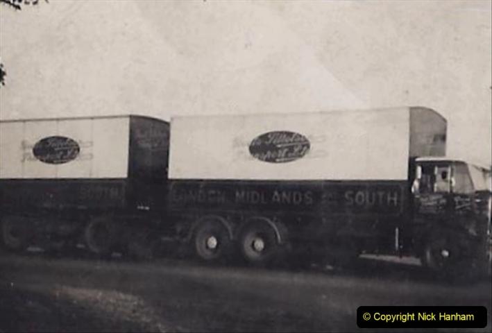 My Late Stepfather Jocelyn Hanham. (29) Great North Road, London. 1939. 029