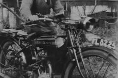 My Late Stepfather Jocelyn Hanham. (2) Zenith Motorcycle. 002
