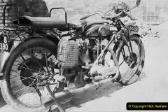 My Late Stepfather Jocelyn Hanham. (3) Ariel motorcycle. 003