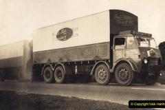 My Late Stepfather Jocelyn Hanham. (32) Great North Road, London. 1946. 032