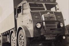 My Late Stepfather Jocelyn Hanham. (33) Great North Road, London. 1946. 033