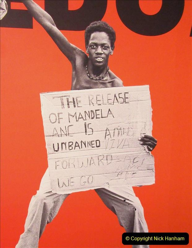 2019-04-29 Nelson Mandella Prisoner 46664. (103) 001