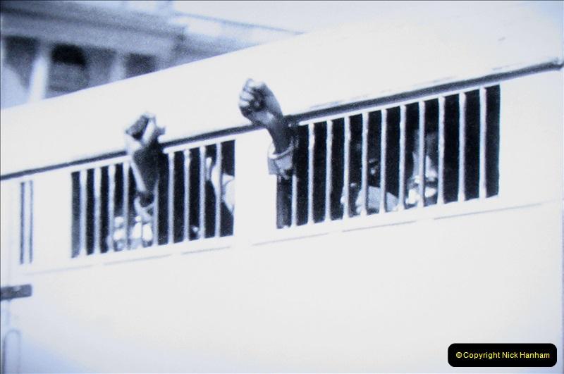 2019-04-29 Nelson Mandella Prisoner 46664. (53) 001