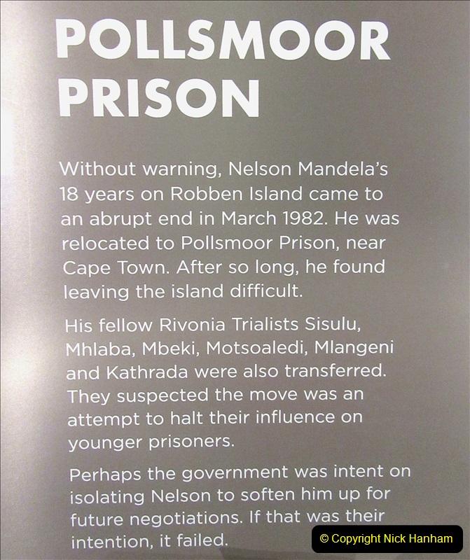 2019-04-29 Nelson Mandella Prisoner 46664. (98) 001