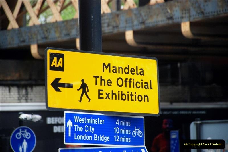 Nelson Mandella Prisoner 46664