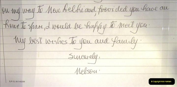 2019-04-29 Nelson Mandella Prisoner 46664. (158) 001